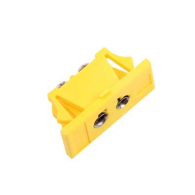 ETA1096K 标准型热电偶面板座